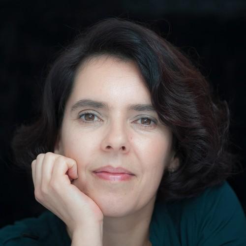 Patrícia Ervilha, socióloga
