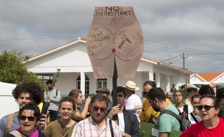 Em Julho, a Bajouca recebeu acção de protesto (Arquivo JL )