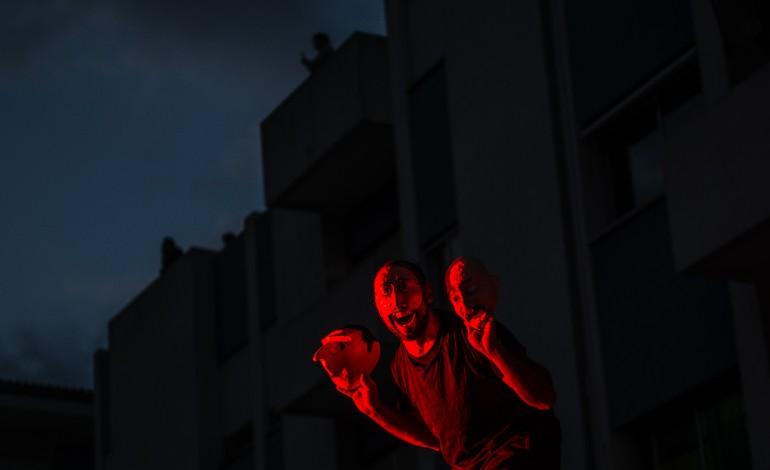 Estado de Excepção, do Leirena, inaugurou desconfinamento cultural nos espaços ao ar livre, em Leiria