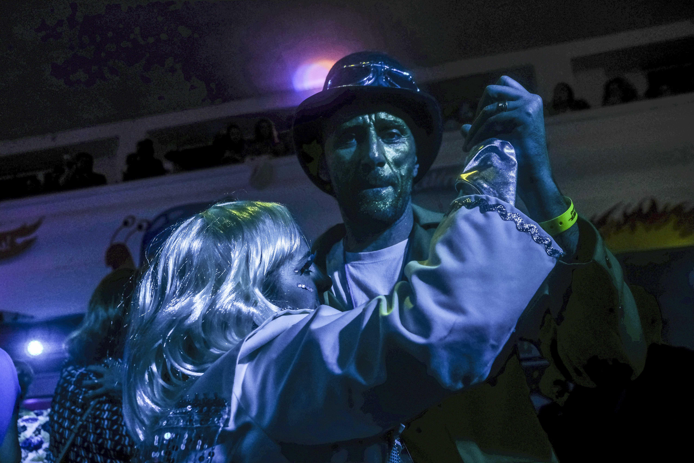 Baile de Máscaras do Mar-Alto