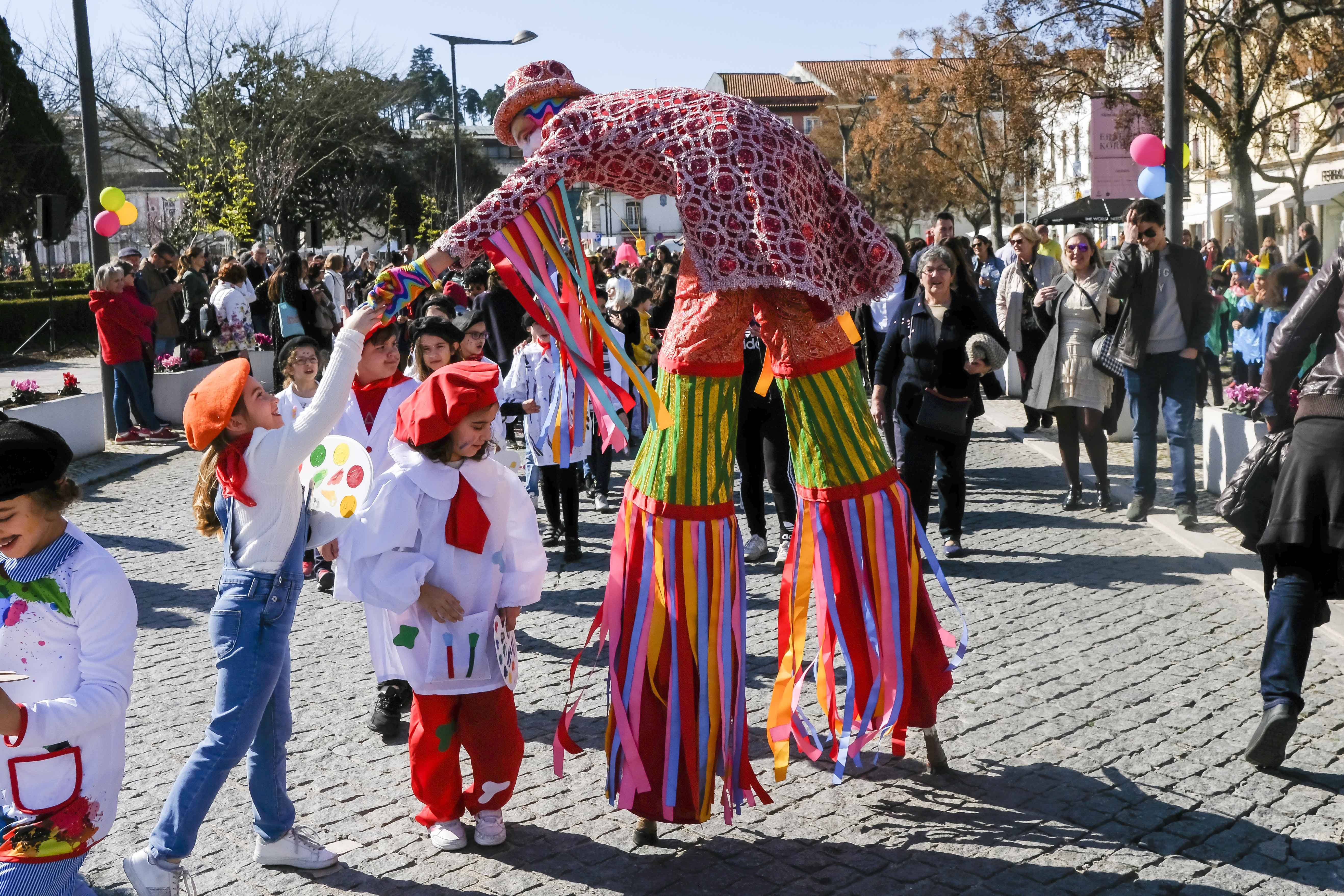 Carnaval 2020, em Leiria