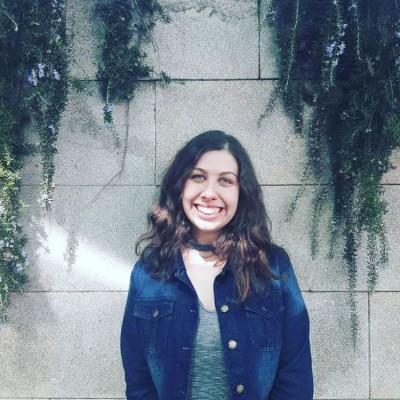 Alexandra Vaz,  estudante de Línguas e Humanidades