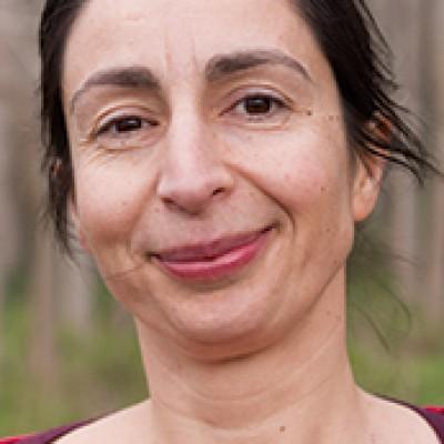 Ana Moderno, tesoureira do CEPAE