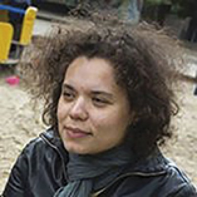 Erica Faleiro Rodrigues, directora artística dos festivais utopia.co.uk e underscore.pt