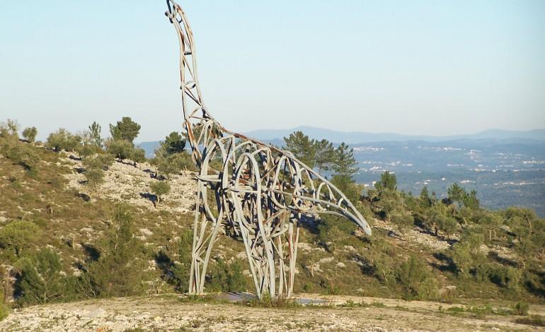 Monumento Natural das Pegadas de Dinossáurios da Serras de Aire