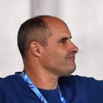 João Teixeira, treinador do Judo Clube da Marinha Grande