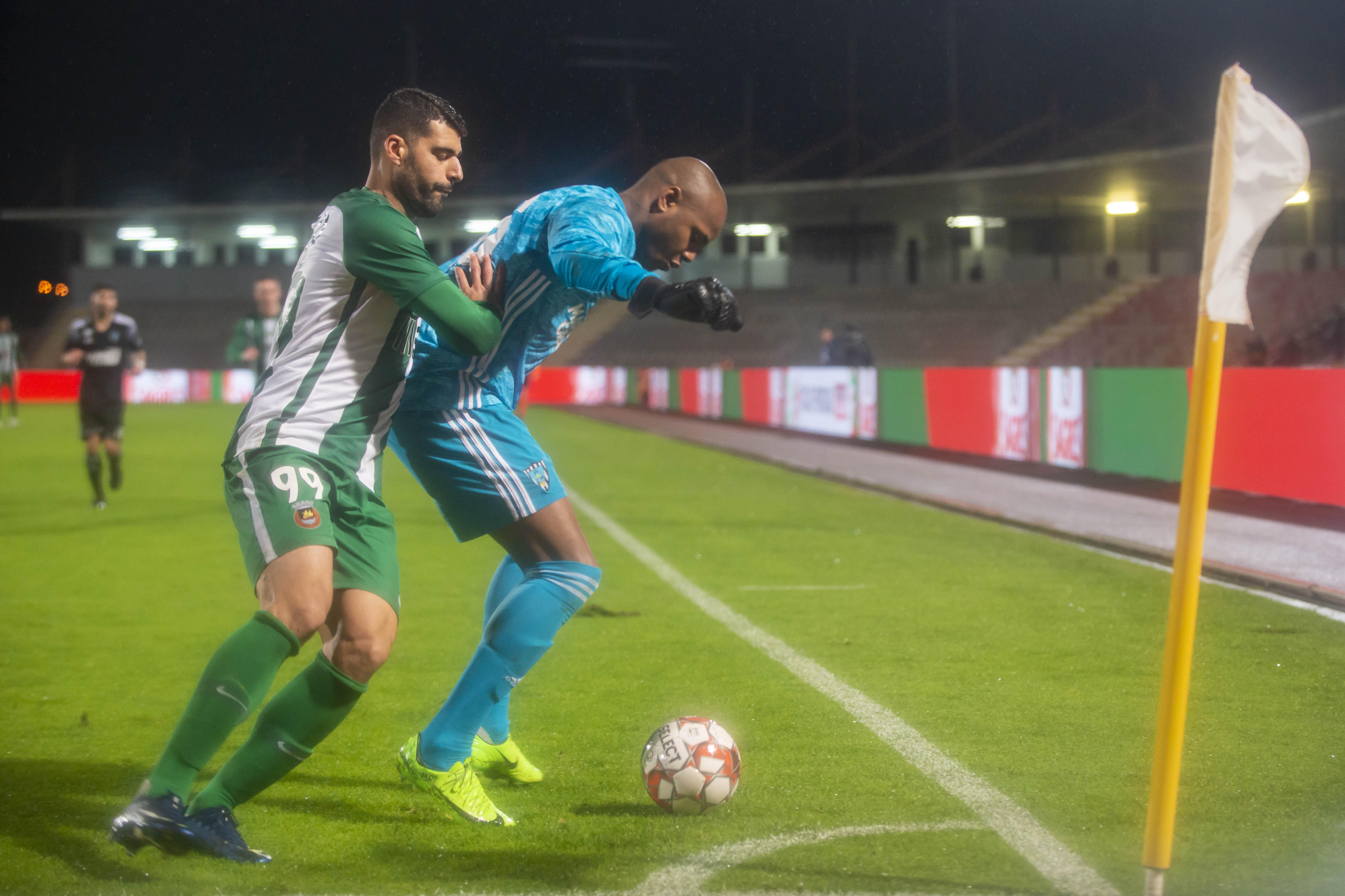 Rio Ave segue para os quartos-de-final da Taça de Portugal, mas o Marinhense mostrou argumentos
