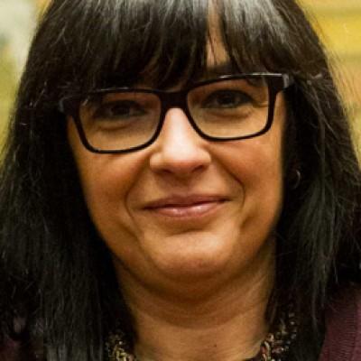 Helena Godinho, secretária do CEPAE