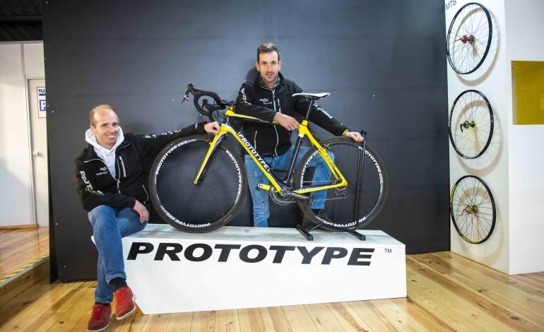 Ricardo Sismeiro e Tiago Marques: rodas da Prototype já conquistaram uma medalha olímpica