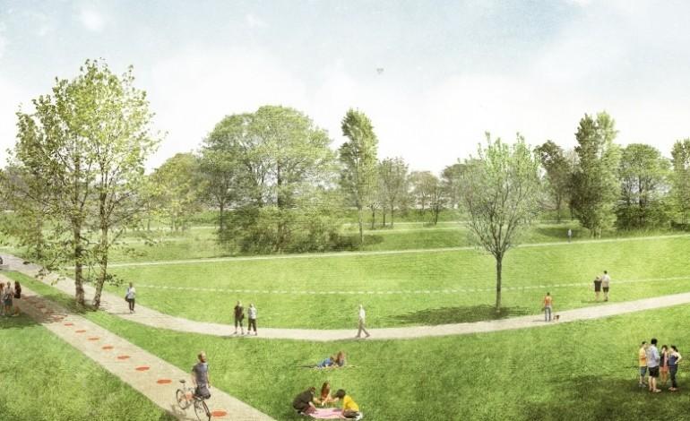 Parque terá circuitos de manutenção e clareiras para utilização desportiva e recreativa, entre outros espaços