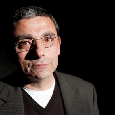 João Lázaro, psicólogo clínico e director artístico do TE-ATO