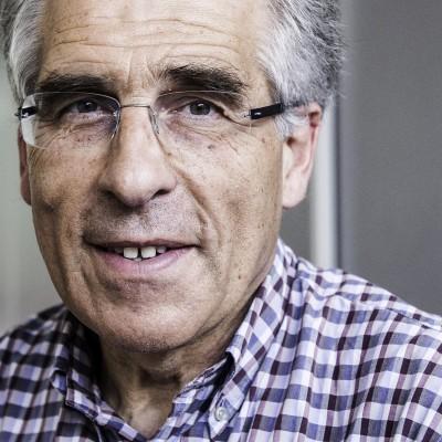 Manuel Nunes, presidente da Associação de Futebol de Leiria