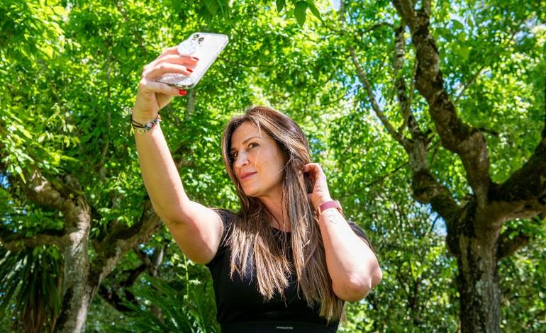 Sandra Jerónimo tem 110 mil seguidores e está no Top 1000 nacional
