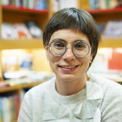 Patrícia António, psicóloga e psicoterapeuta
