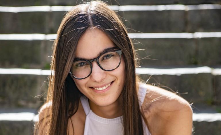 Bárbara Saraiva está a tirar Pediatria.