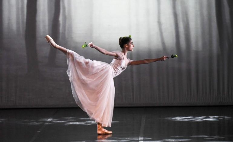 Matilde Rodrigues, bailarina no Birminghan Royal Ballet