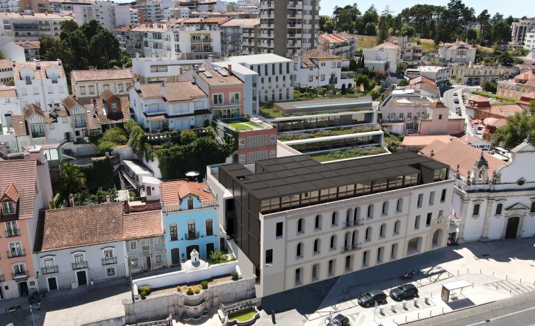 Serão criadas 73 unidades de alojamento no empreendimento, composto por hotel (57 quartos duplos e três suites), casa de chá com quatro quartos duplos e nove apartamentos turísticos