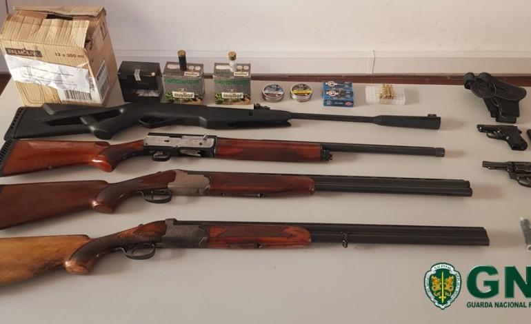 gnr-detem-suspeito-de-violencia-domestica-que-tinha-seis-armas-em-casa