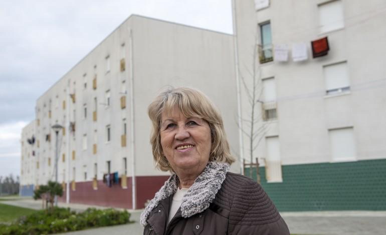 """Amélia Alegria diz que """"hoje o estigma de viver no bairro não se sente tanto"""""""